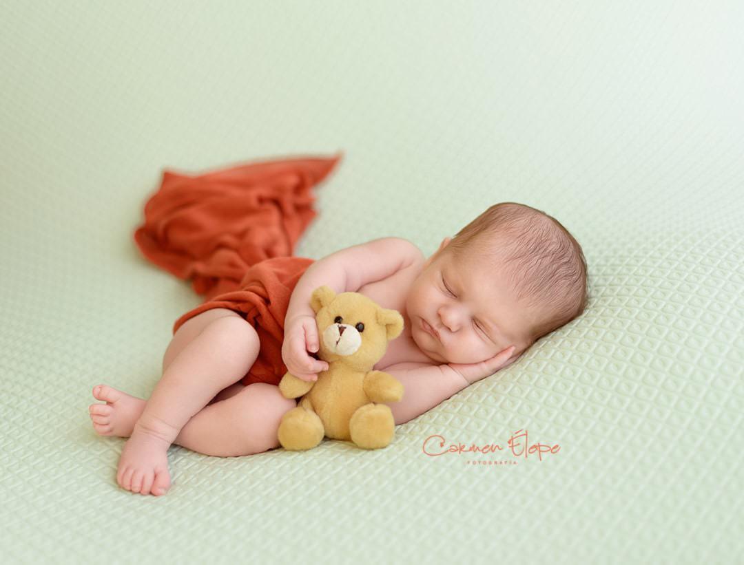 Fotografía bebés recién nacidos