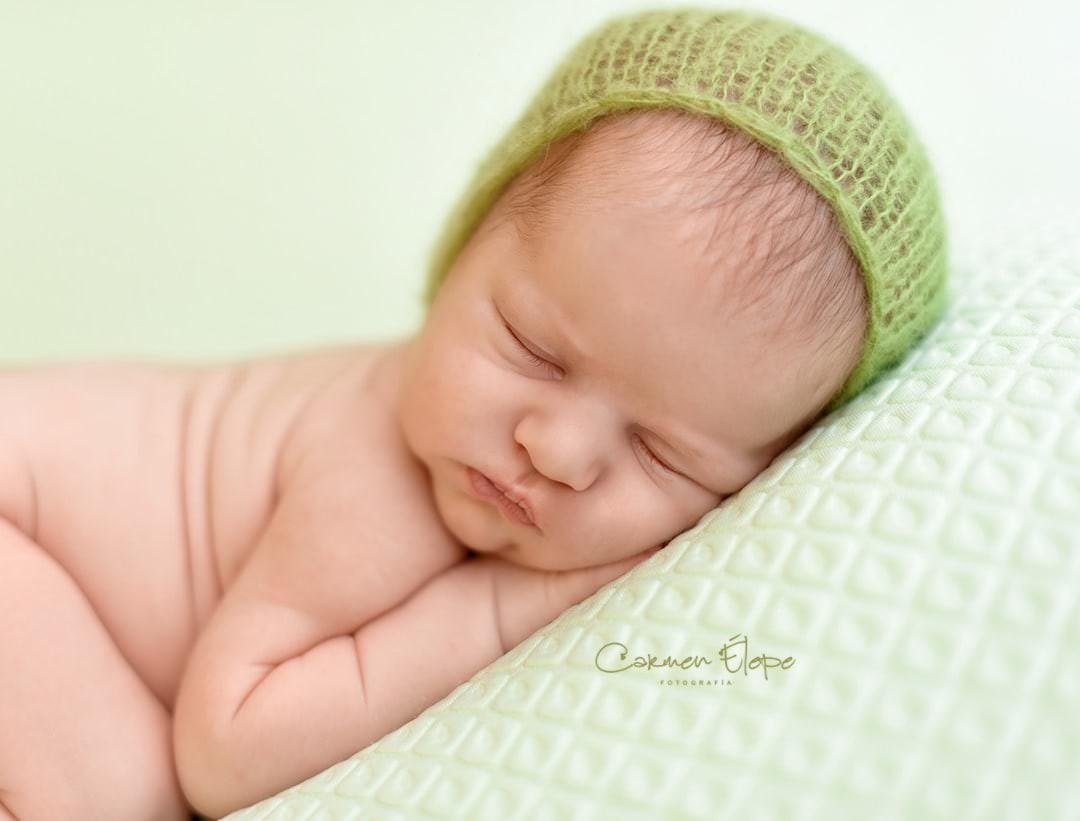 Fotografía de bebés recién nacidos