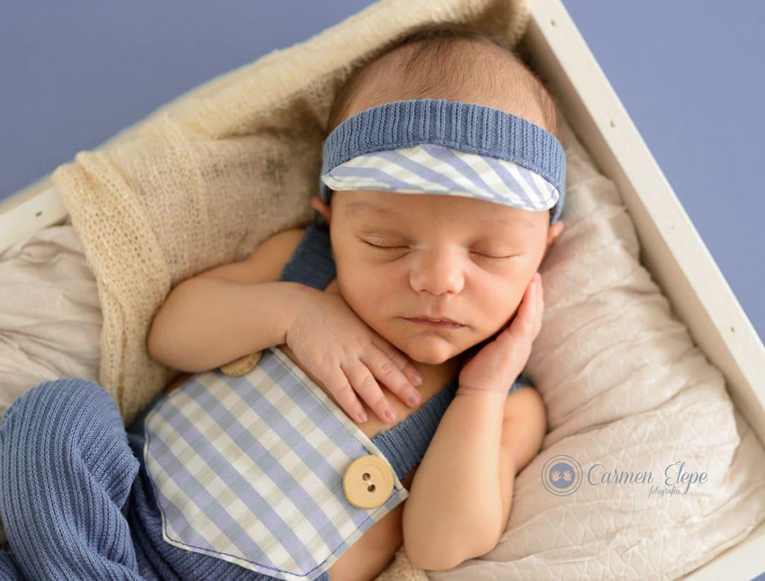 Fotógrafo recién nacido en Murcia