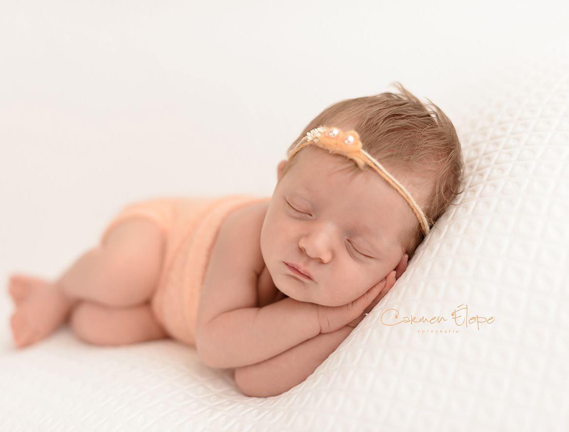 Fotógrafo bebés en Murcia