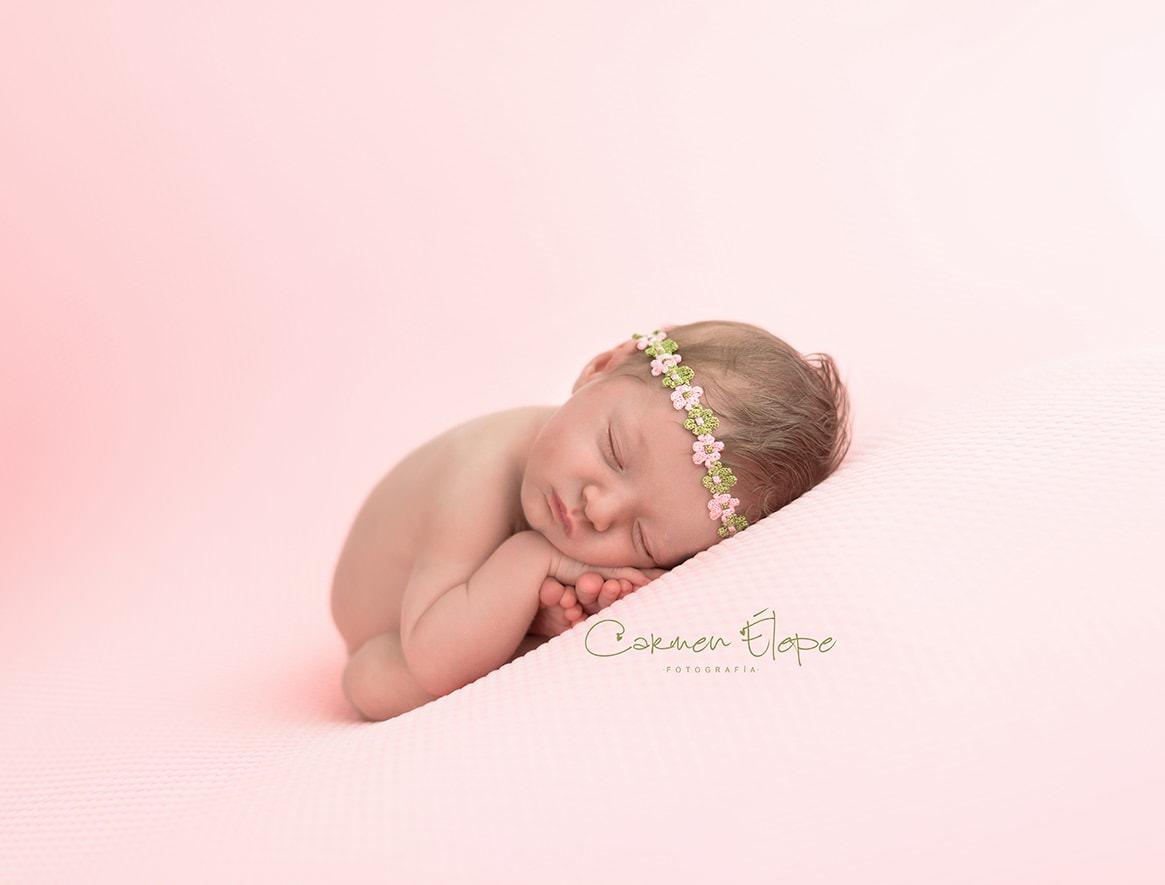 Fotógrafo bebé en Murcia
