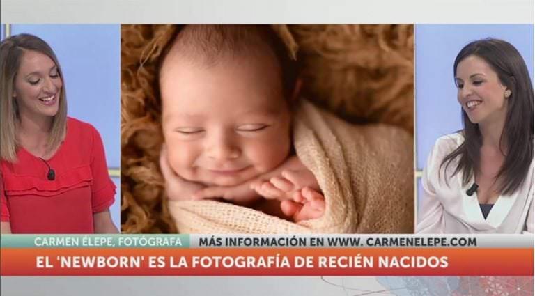 El día que me hicieron sentir la mejor fotógrafa newborn de Murcia.
