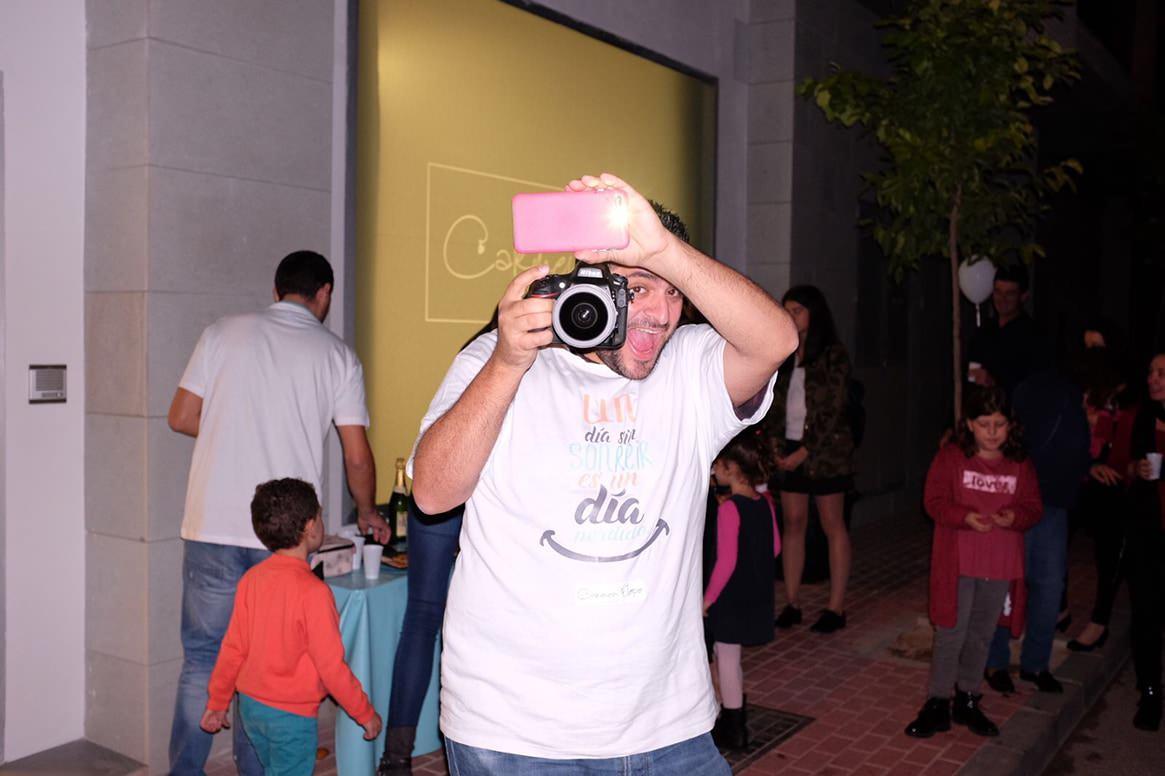 inauguracion estudio de fotografia en murcia