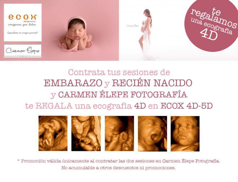 ¿Quieres una ecografía 4D en Murcia? ¡Deseo cumplido!